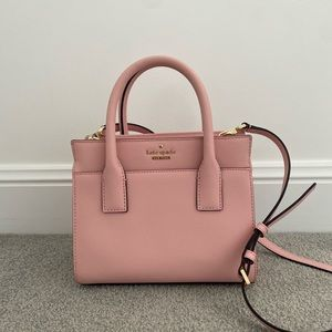 Kate spade New York pink hand bag